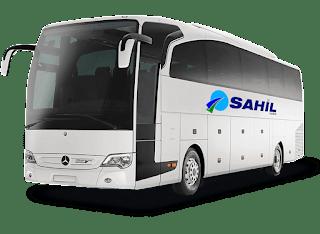 Otobüs Bileti Otobüs Firmaları Sahil Seyahat Sahil Seyahat Otobüs Bileti