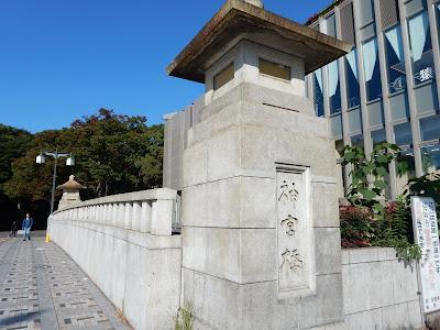明治神宮 神宮橋
