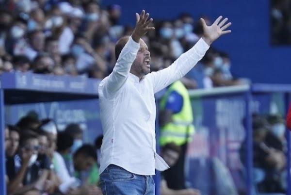 """José Alberto - Málaga -: """"Hemos sido superados en todo momento por la Ponferradina"""""""