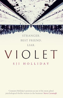 Violet by S.J.I. Holliday