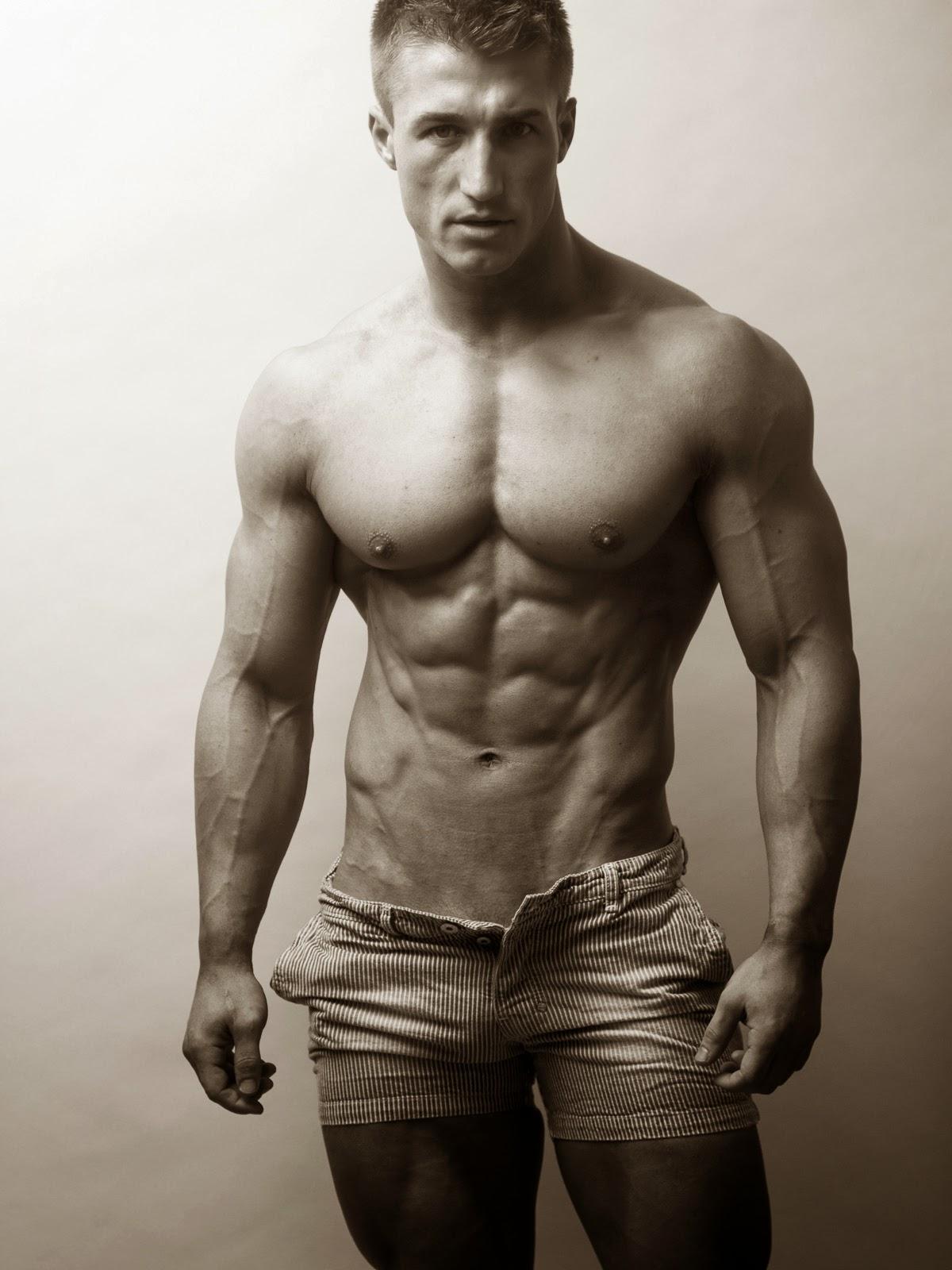 Daily Bodybuilding Motivation: Ben Booker- Male Fitness Model