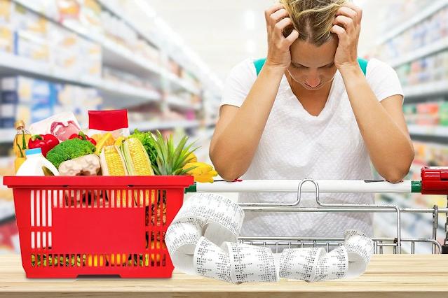 Россия после выборов: цены вырастут на хлеб, соль и 5 других продуктов. Инфляция неизбежна