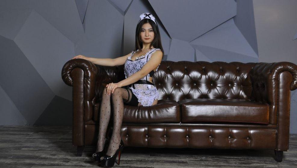 LianaMun Model GlamourCams