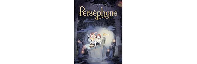 Reseña: Perséfone
