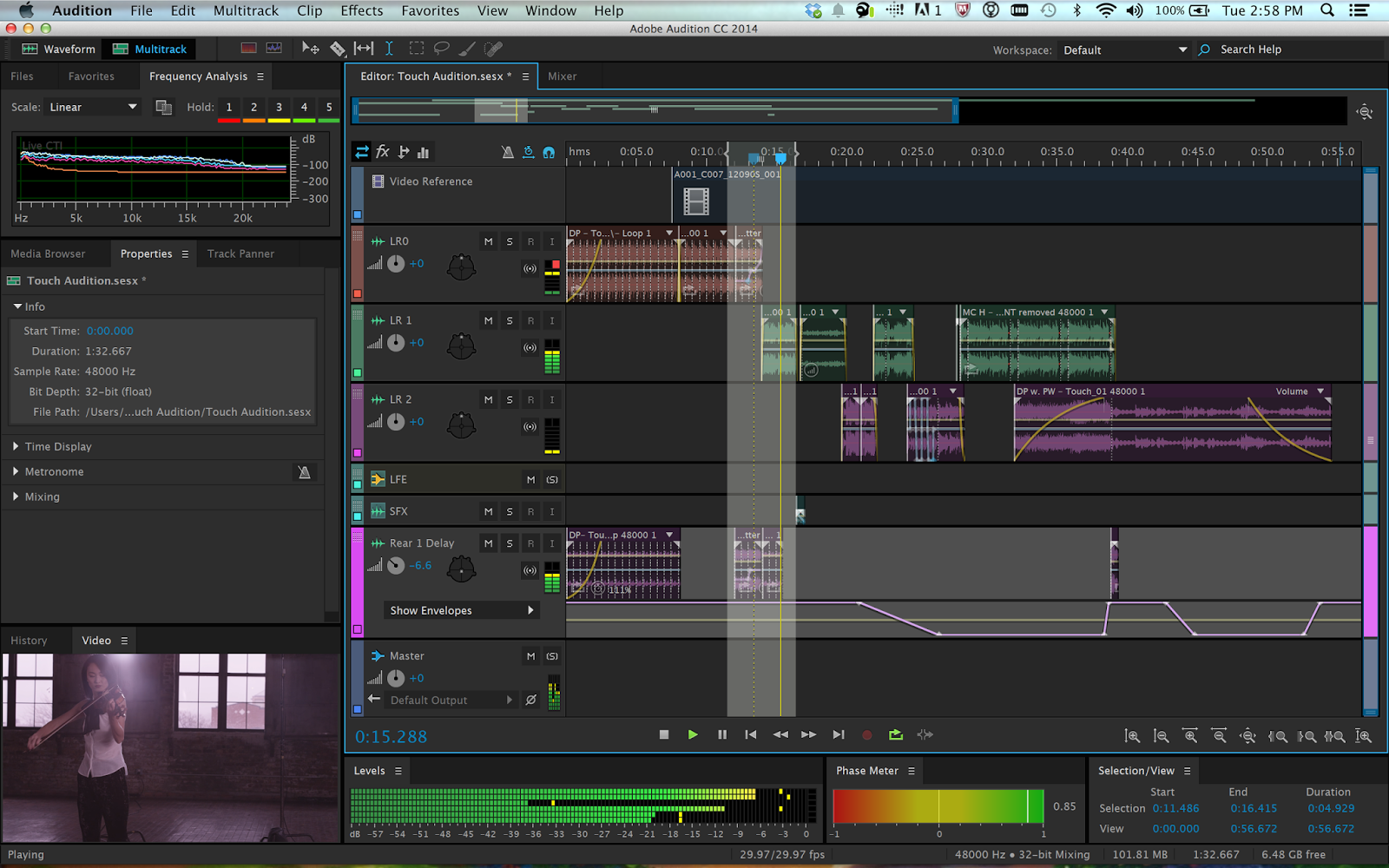adobe audition 8