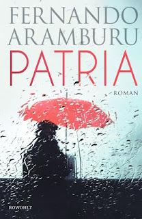 """Cover """"Patria"""""""