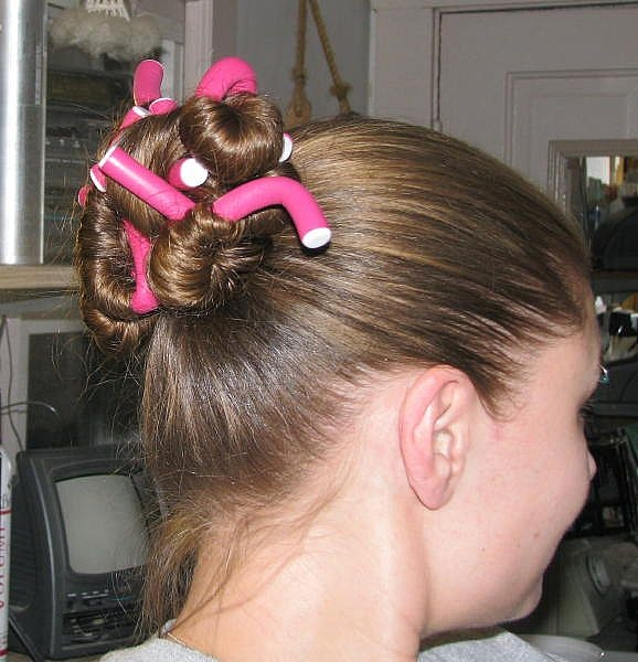 Brilliant Angelgirlpj Curl Your Hair Without Using A Curling Iron Short Hairstyles Gunalazisus