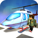 Download Helicopter Craft: Flying & Crafting Game APK