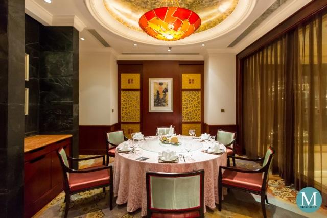 Shang Palace at Shangri-La Hotel Suzhou