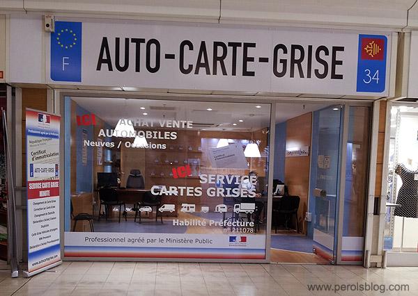 Auto-Carte-Grise Auchan Pérols
