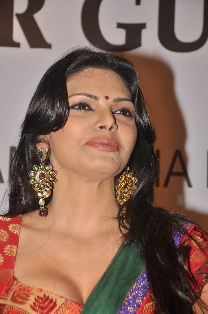 Sherlyn Chopra Latest Hot Photo Gallery - A Movie Book-1120