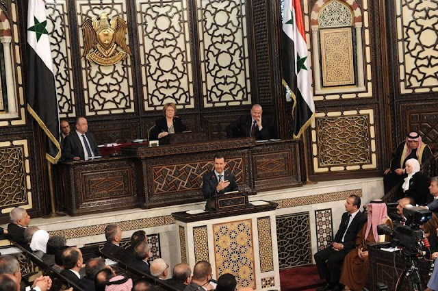 FULL SPEECH | President al-Assad: Our war on terrorism continues, we will liberate every inch of Syria