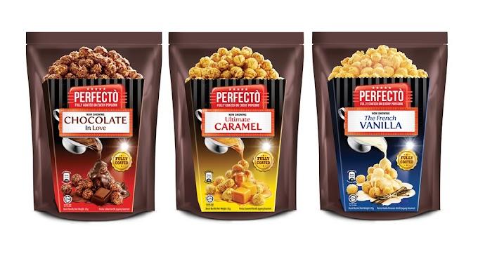 PERFECTÒ Popcorn | Snek Baru di Pawagam