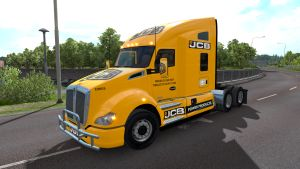 JCB skin for Kenworth T680