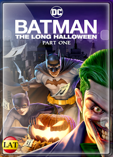 Batman: El Largo Halloween Parte 1 (2021) DVDRIP LATINO