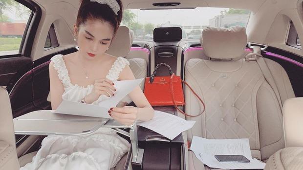 Ngọc Trinh khoe chốt đơn 4 tỷ/ ngày, làm CEO Tập đoàn, cô ấy giàu cỡ nào?