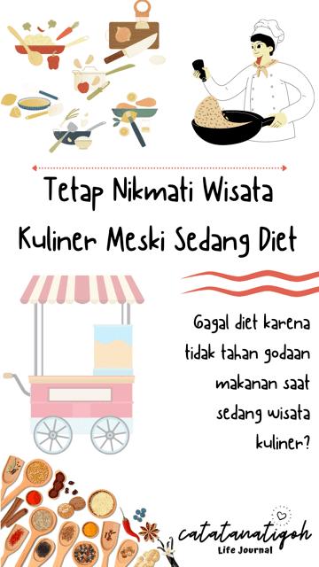 Diet Saat Wisata Kuliner