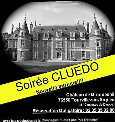 Cluedo 2014 à Miromesnil