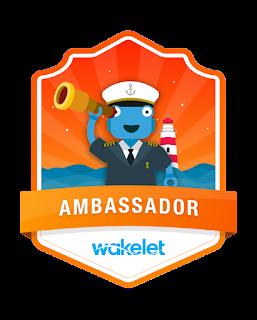 Wakelet Ambassador, 2019-Present