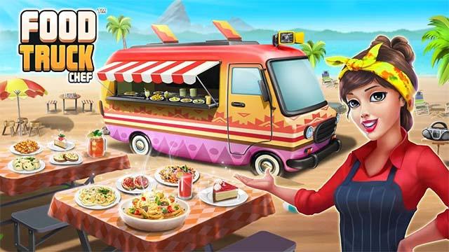 Food Truck Chef - Game Memasak Online Android Terbaik