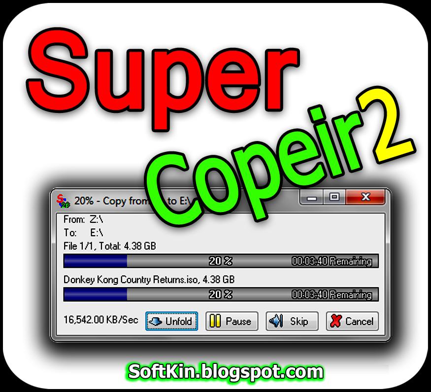 TÉLÉCHARGER SUPERCOPIER 64 BITS 2017