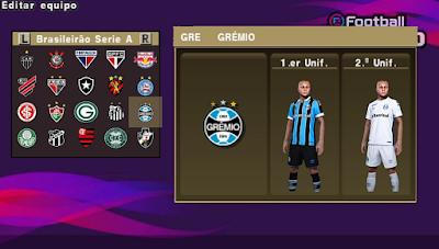 PES 2020 Sulamericano Libertadores, Com Brasileirão Update 2020