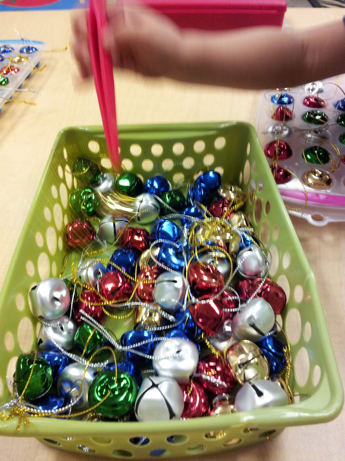 The Crazy Pre K Classroom 5 Christmas Centers And A New Tpt Unit With A Freebie