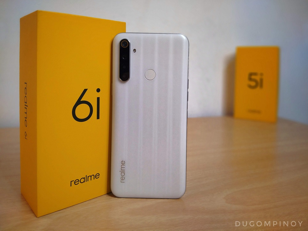 realme 6i unboxing and hands on review
