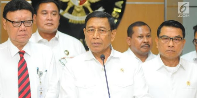 Wiranto: Jika Ada Aksi Anarkis Lagi, Prabowo Bertanggung Jawab Menghentikan