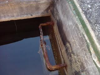 Depósito de agua con techo verde Fuente del Carasol, pinares de Zuera