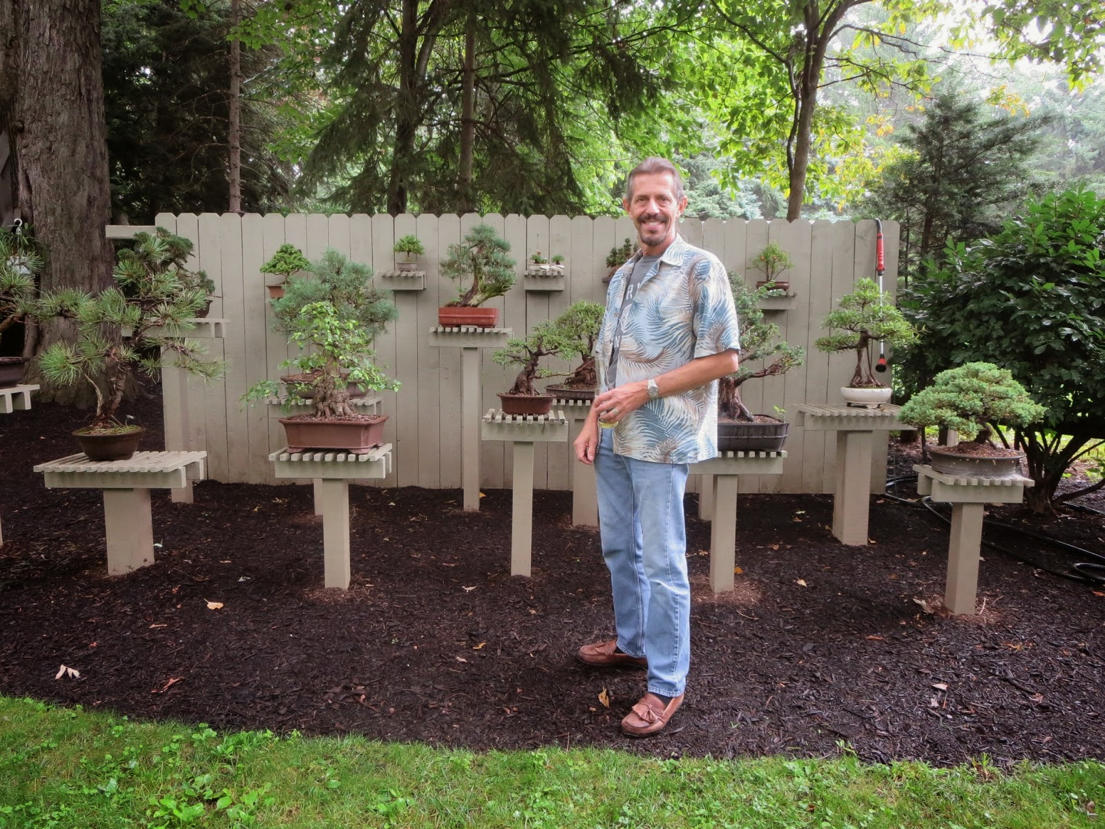 Bonsai Tree 16 Awesome Bonsai Display Bench Ideas
