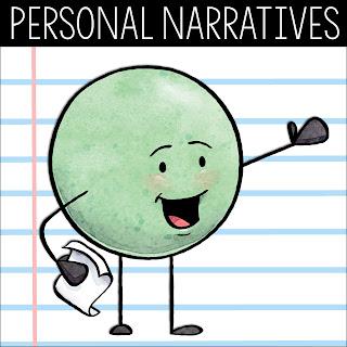 https://www.thriftyinthirdgrade.com/2019/04/personal-narrative-writing-grades-2-5.html