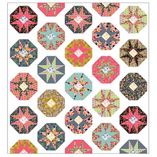 Free pattern day! Star Quilts (part 3)