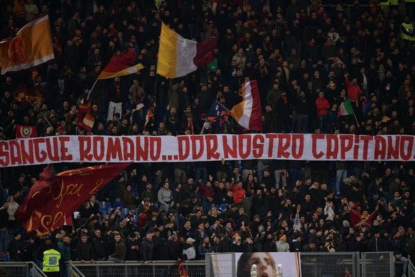 Darah Romawi De Rossi
