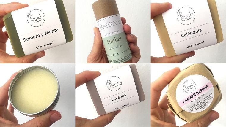 PUNTXET Descubre a Sabonarium: cosmética sólida ecológica