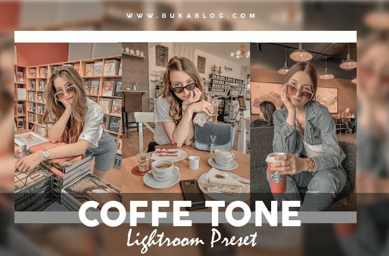 Download Preset Selebgram COFFE TONE | Lightroom CC Mobile