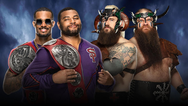 RAW Tag Team Championship será defendido no WWE Backlash