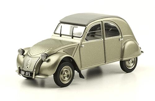 collection citroën 1/24a Citroën 2CV A