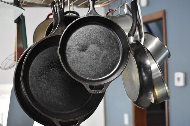 ukuran wajan, material, teflon, happy call, stainless steel, wok,