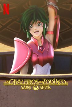 Saint Seiya: Os Cavaleiros do Zodíaco 1ª Temporada Torrent - WEB-DL 720p/1080p Dual Áudio