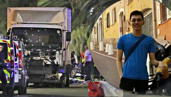 Pelajar Malaysia Dipercayai Terlibat Kejadian Rempuhan Trak Di Nice (Video)