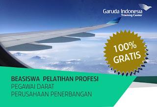 beasiswa pelatihan profesi garuda indonesia