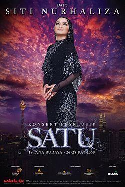 Konsert SATU (2009)