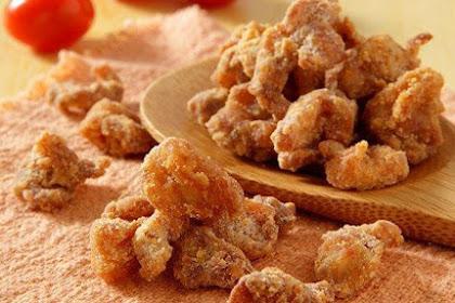 Resep Chicken Pok Pok