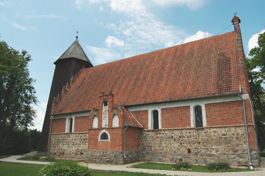 Kościół w Nowym Kawkowie