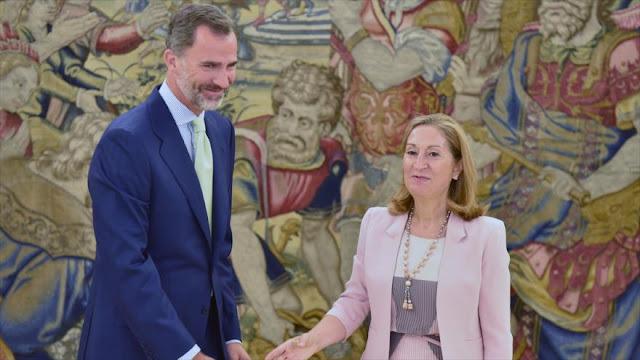 Felipe VI convoca ronda de contactos para cerrar investidura