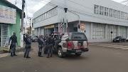 Gerente do Banco do Brasil natural de Poção de Pedras é mantido refém com explosivos no corpo em Codó