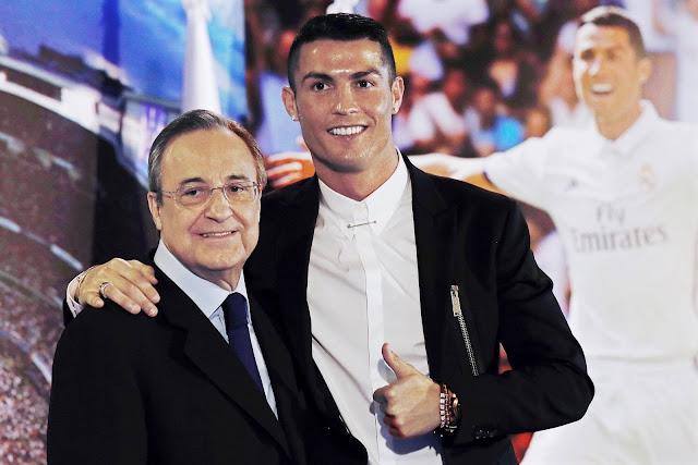 """سر المكالة التي أعادت رونالدو إلى """"البرنابيو"""" معقل ريال مدريد"""