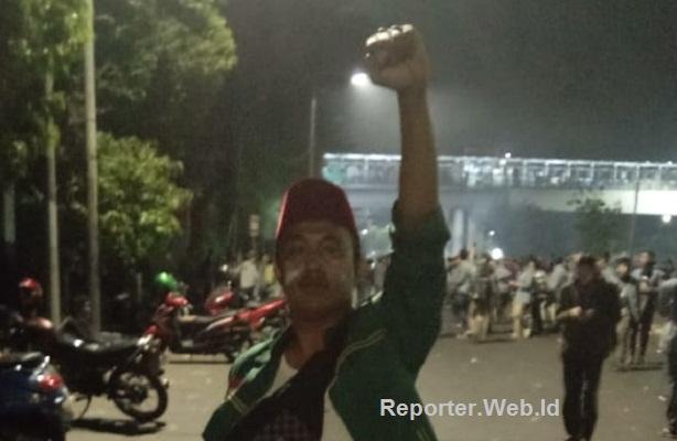 Ade Selon: Gerakan Pemuda Jakarta Tolak RUU KUHP