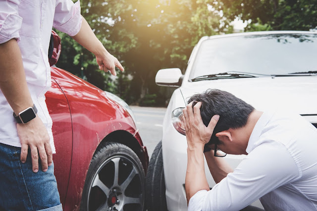 How To Determine Fault And Liability In Car Accidents